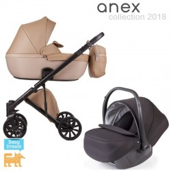 ANEX CROSS CR 05 IVORY 3 В 1 2018