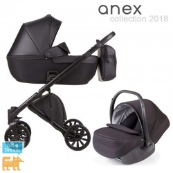 ANEX CROSS CR 01 NOIR 3 В 1 2018