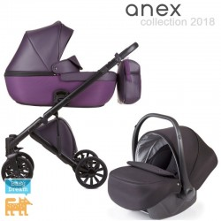 ANEX CROSS CR 09 DARK PLUM 3 В 1 2018