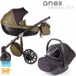 ANEX SPORT DISCOVERY SE 03 DARK FOREST 3 В 1 2018