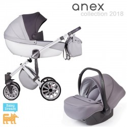 ANEX SPORT SP15 GRAY CLOUD 3 В 1 2018