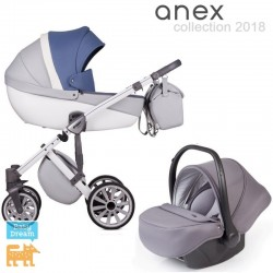 ANEX SPORT SP22 NABULAS BLUE 3 В 1 2018