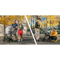 Детские коляски и стульчики от т. м. Espiro и Babydesing