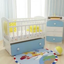 Встречаем новые модели кроваток от т. м. ФА-М!