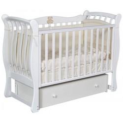 Новые модели детских кроваток и комодов от производителя Кедр!